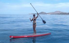 3-Hour Stand up Paddle and Snorkel at Los Cabos