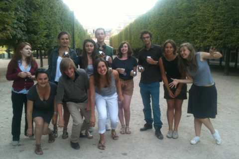 Paris: 90-Minute Boules Game in the Park