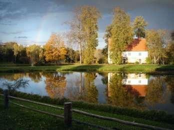 Wunderschöner goldener Herbst in Sigulda. Foto: GetYourGuide