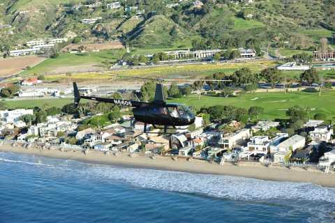 California Coastline Helicopter Tour