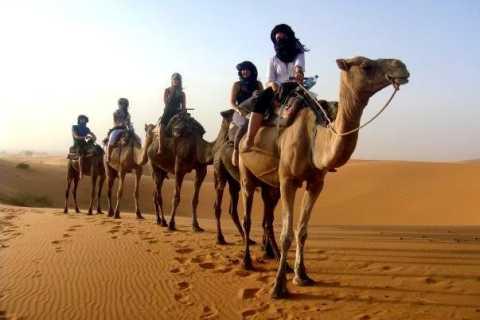 Atlas Mountains & Sahara Desert Private 4-Day Tour