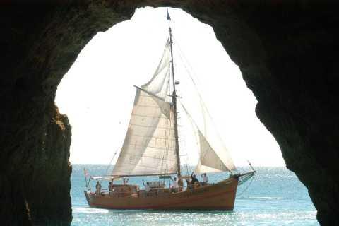 Cruzeiro Pirata pela Costa do Algarve