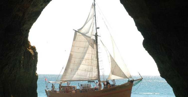 Pirate Ship Cruise along the Algarve Coast