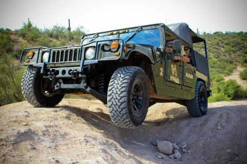 2-Hour Off-Road H1 Hummer Tour in Tonto National Forest