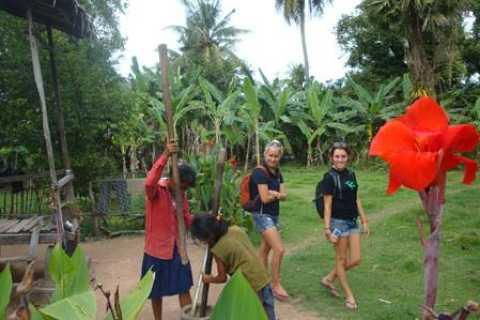 Back to Basics: Siem Reap Village Tour in Cambodia