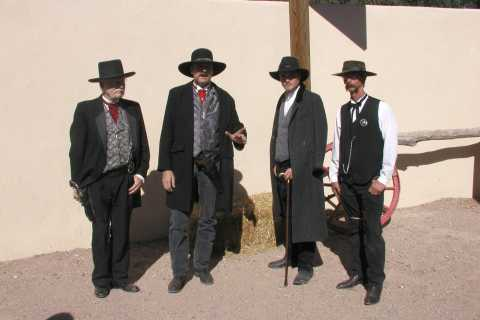 Full Day Guided tour of Tombstone and San Xavier del Bac