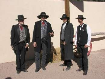 Ganztägige Führung durch Tombstone und San Xavier del Bac
