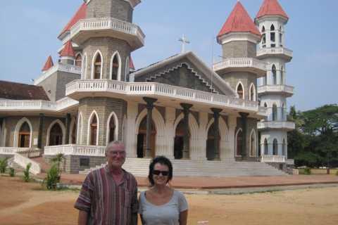 Kochi: Full-Day Christian Heritage Tour