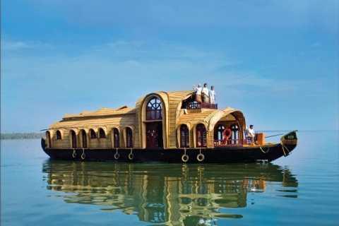 House Boat Kerala: Vembanadu Lake