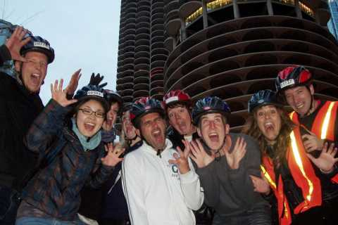 Bobby's Fright Hike: Halloween Edition Chicago Bike Tour