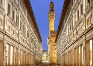 Florenz: Rundgang & Ticket ohne Anstehen Uffizien