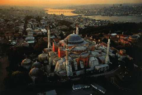 Full-Day Istanbul Ancient Byzantine and Ottoman Relics Tour