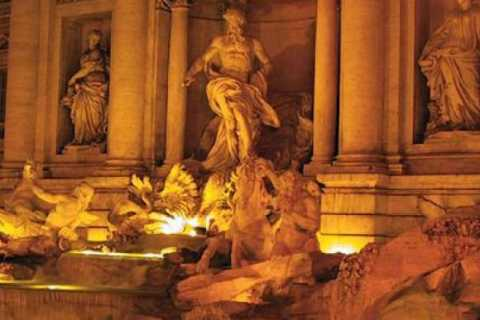 Rome: Heart of the City including Trevi Fountain Guided Tour
