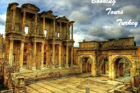 Ephesus en Virgin Mary's House Day Tour vanuit Kusadasi