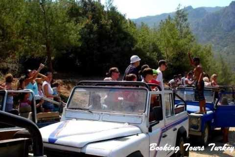 Explore Kusadasi by Jeep