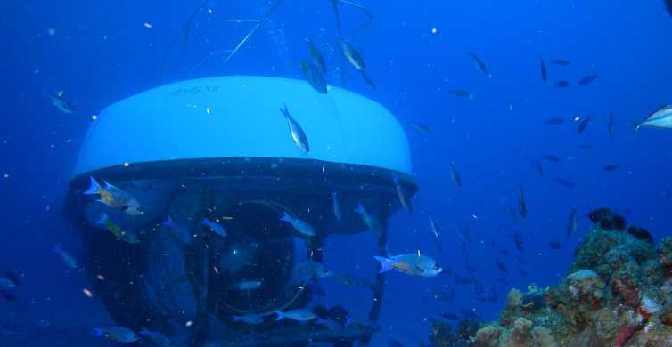 Atlantis Submarine Expedition in Cozumel
