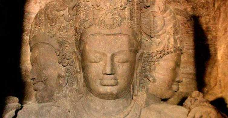 Full-Day Tour of Elephanta Caves & Prince of Wales Museum