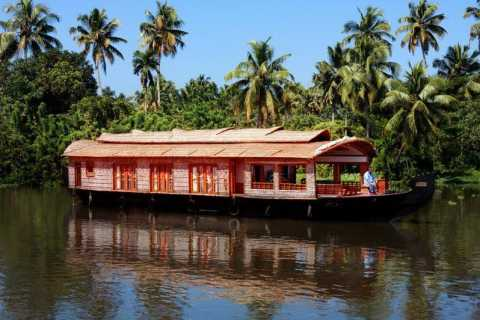 7-Hour Day Cruise in Alleppey
