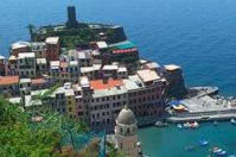 Cinque Terre: Full-Day Private Tour from Florence