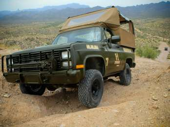 Arizonas Wüste & Berge: Tour im Allrad-Jeep