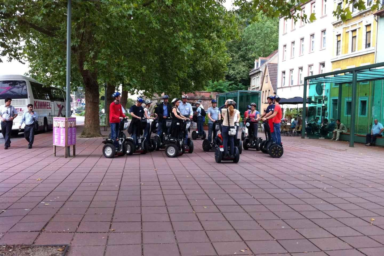 Segway-Tour von Ladenburg nach Weinheim