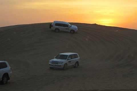 Overnight Desert Safari from Dubai