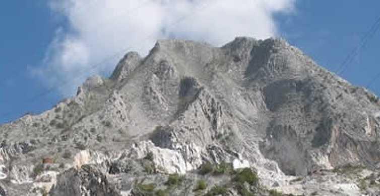 Carrara: tour delle cave del marmo