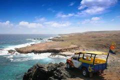 Aruba: Piscina Natural e Safari de Jipe em Caverna