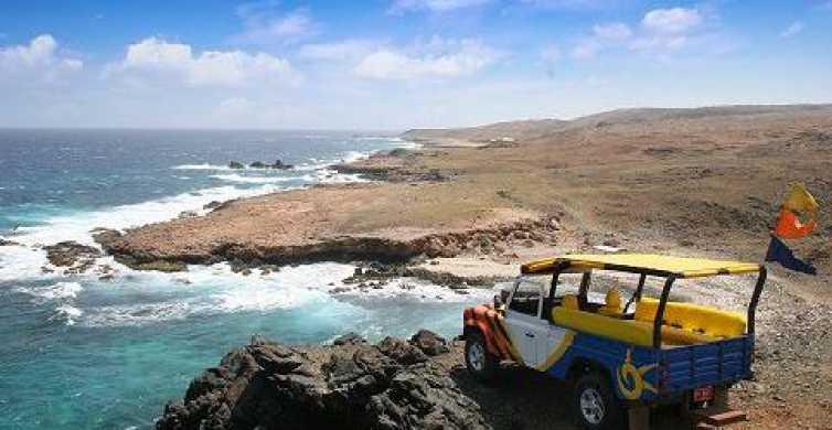 Aruba: Natural Pool and Cave Jeep Safari