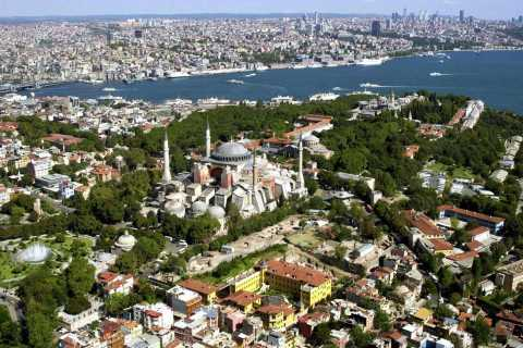 Istanbul Classics and Highlights: Full Day with Lunch