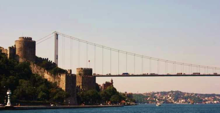 Bosphorus Cruise and Dolmabahçe Palace Tour Full Day