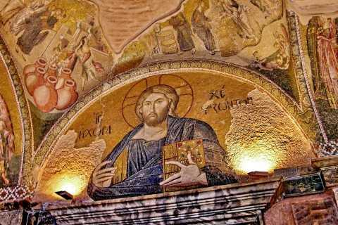 Istambul Mosteiros Bizantinos excursão de dia inteiro com almoço