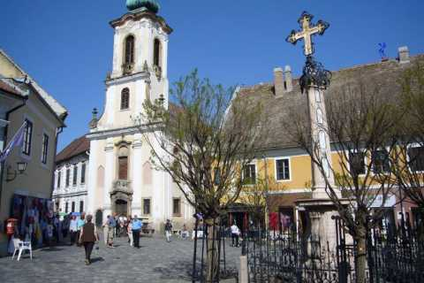 From Budapest: Private Shore Excursion to Szentendre