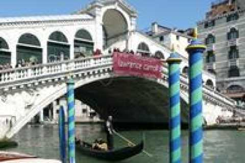Transferência entre Florença e Veneza com turístico pára
