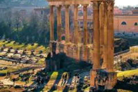 Transferência entre Florença e Roma, com Pontos de parada