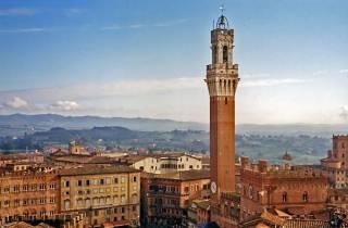 Ab Florenz: Halbtagestour nach Siena