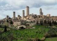 Halbtagesausflug von San Gimignano von Florenz