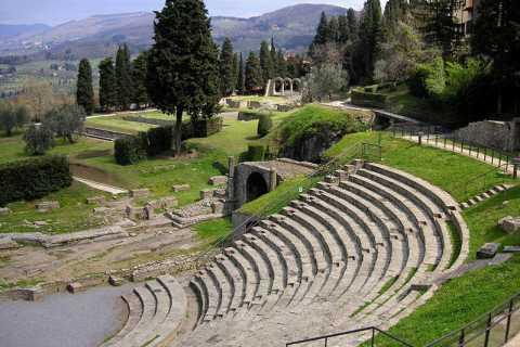 Fiesole e Medici Villas Half-Day Tour De Florença