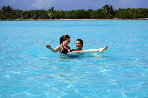Riviera Maya: aventura en barco por Sian Kaan