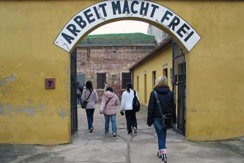 From Prague: Terezin Concentration Camp Private Tour