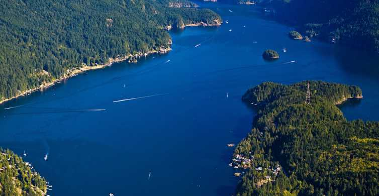 Indian Arm Half-Day Lunch Cruise from Vancouver
