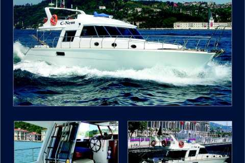Bosphorus Sunset Cruise in Istanbul