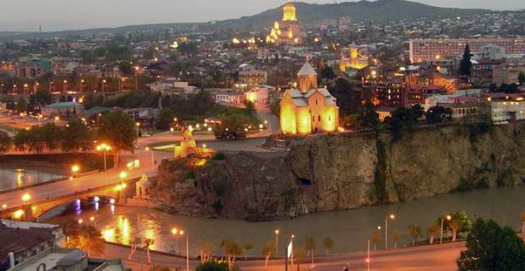 Tbilisi Highlights Half Day Walking Tour