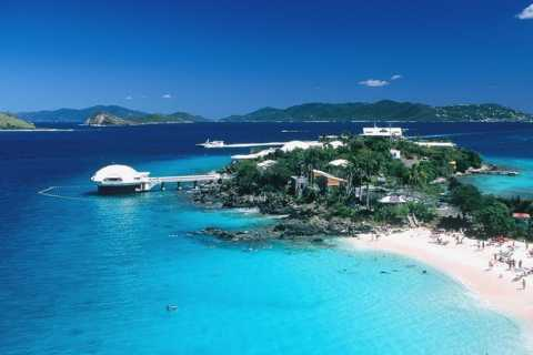 Saint Thomas: Coral World Ocean Park Ticket