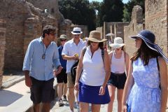 Ruínas de Pompeia: Excursão Sem Fila em Pequenos Grupos