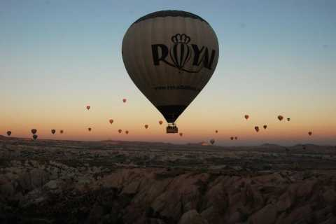 Cappadocia: Royal King Flight