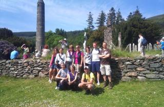Ab Dublin: Wicklow Mountains & Glendalough – Wanderung
