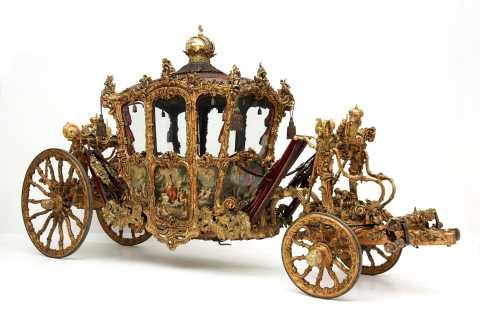 Wiedeń: Imperial Carriage Museum w Pałacu Schönbrunn