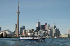 Toronto: Cruzeiro turístico pelo porto e pelas ilhas