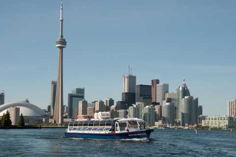 Toronto: Harbor and Islands Sightseeing Cruise
